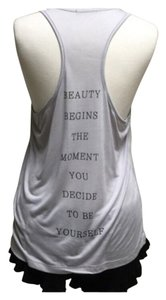 Free People Anthropology Top Gray
