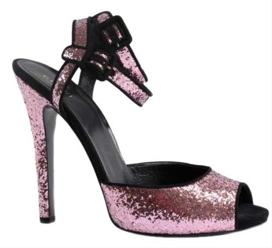 Preload https://img-static.tradesy.com/item/12965515/gucci-pink-new-353774-ankle-strap-glitter-high-heel-sandals-37575-pumps-size-us-75-regular-m-b-0-2-540-540.jpg