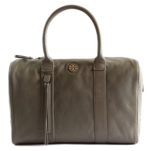 Tory Burch Brody Porcini Satchel in Gray