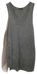 Vera Wang short dress Gray on Tradesy