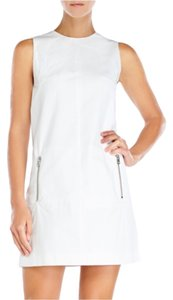 Acne Studios short dress White on Tradesy