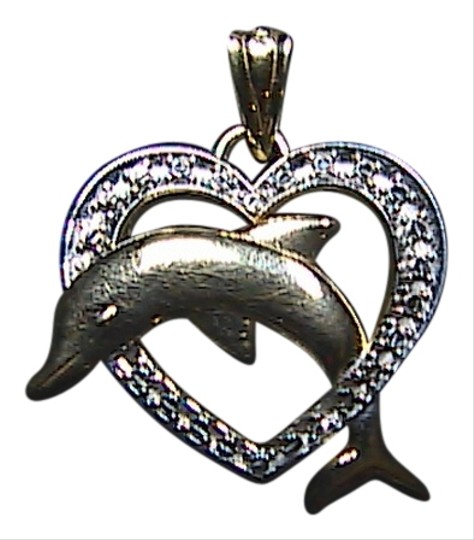 Preload https://item2.tradesy.com/images/14k-yellow-and-white-gold-diamond-cut-dolphin-pendant-michael-anthony-1296626-0-0.jpg?width=440&height=440