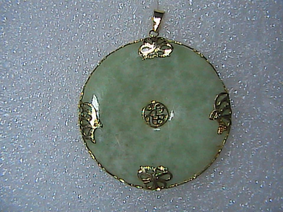 14k yg jadeite good fortune butterfly jade pendant 585 apple 14k yg jadeite good fortune butterfly jade pendant 585 apple green medallion item2 tradesy mozeypictures Image collections