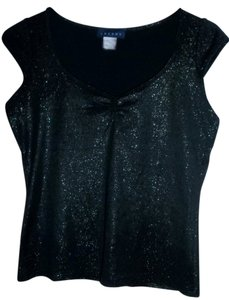 Cheroy Blouse Evening Top Shimmery Black