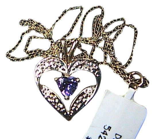 Preload https://item2.tradesy.com/images/10k-yellow-gold-heart-amethyst-and-diamond-50-carats-necklace-1296686-0-0.jpg?width=440&height=440