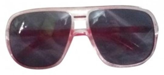 Preload https://item1.tradesy.com/images/hot-pink-clearpink-plastic-aviators-sunglasses-129670-0-0.jpg?width=440&height=440