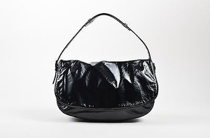 Bottega Veneta Patent Shoulder Bag