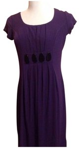 Voir Voir short dress Purple on Tradesy