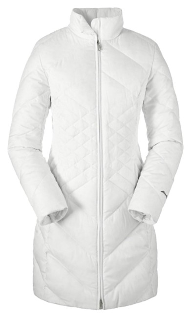 Item - White Essential Down Parka Coat Size 4 (S)