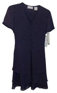 Liz Claiborne Deep Petite Dress