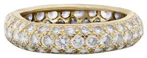 Cartier Cartier 18k Yellow Gold 1ctw Diamond Classic Ring