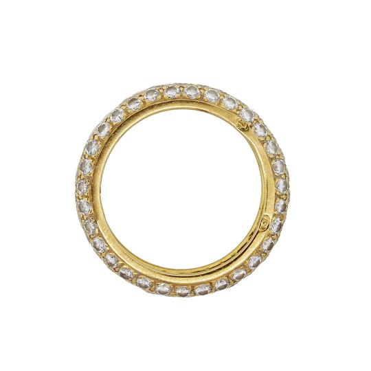 Cartier Cartier 18k Yellow Gold 1ctw Diamond Classic Ring Image 1