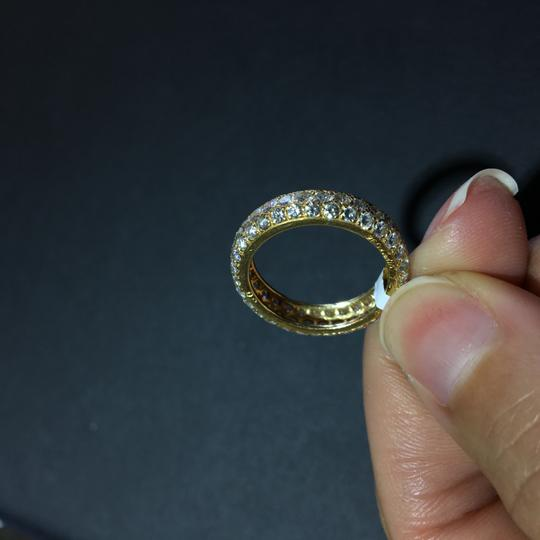Cartier Cartier 18k Yellow Gold 1ctw Diamond Classic Ring Image 5
