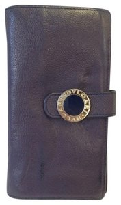BVLGARI Today's Giveaway #5159 Long Flap Wallet Pocket Bill Holder