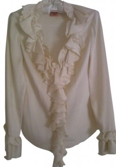 Preload https://img-static.tradesy.com/item/129708/tory-burch-ivory-silk-ruffle-in-silk-blouse-size-6-s-0-0-650-650.jpg