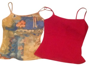 Cosabella Top red and multi