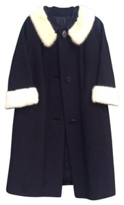 Fur Pea Coat