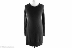 Rachel Roy short dress Multi-Color Nwtrachel Long Sleeve Sweater Blackgray on Tradesy