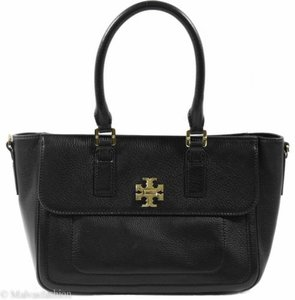 Tory Burch Mercer Mini Satchel in Black