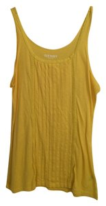 Old Navy Simple Summer Top yellow