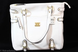 Style & Co Precious Cargo Handbag Milky Tote in White