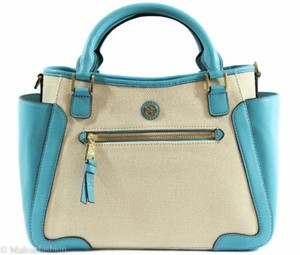 Tory Burch 21159777 Frances Satchel in Multi-Color