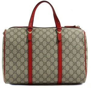 Gucci 322231 Nice Gg Supreme Satchel in Multi-Color