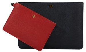 Tory Burch York Pouch Pouch Multi-Color Clutch
