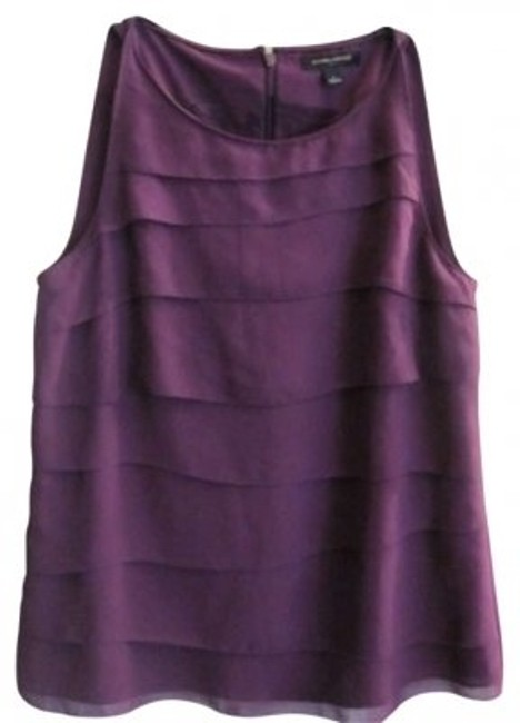 Preload https://img-static.tradesy.com/item/129743/banana-republic-purple-sleeveless-tiered-polyester-blouse-size-4-s-0-0-650-650.jpg