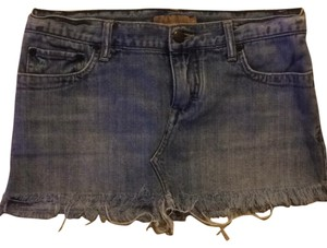Abercrombie & Fitch Mini Skirt Demin