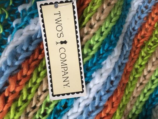 Two's Company Winter Scarf