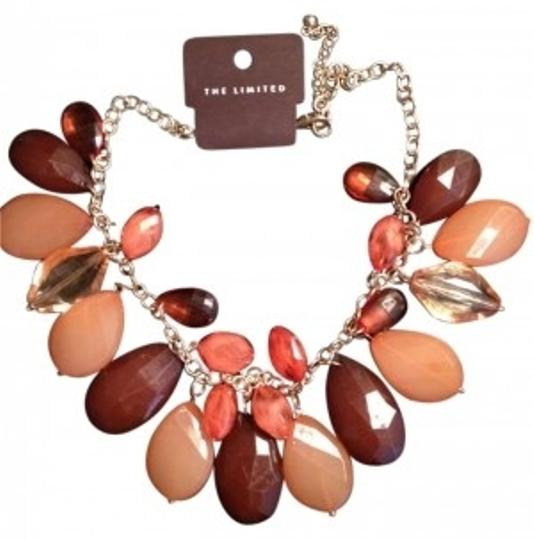 Preload https://item4.tradesy.com/images/the-limited-peach-orange-maroon-tones-warm-necklace-129768-0-0.jpg?width=440&height=440