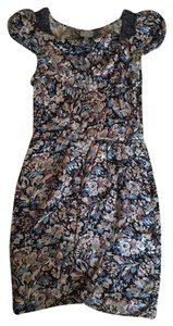 Plenty by Tracy Reese Silk Cap Sleeve Dress