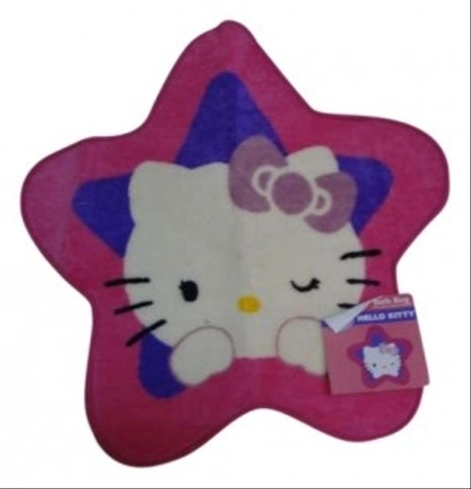 Sanrio Pink Hello Kitty Bath Rug Tradesy