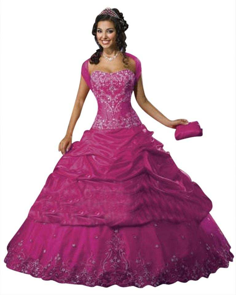 Mary\'s Bridal Turquoise P.c. Princess Quinceanera Prom Gown 4q460 ...