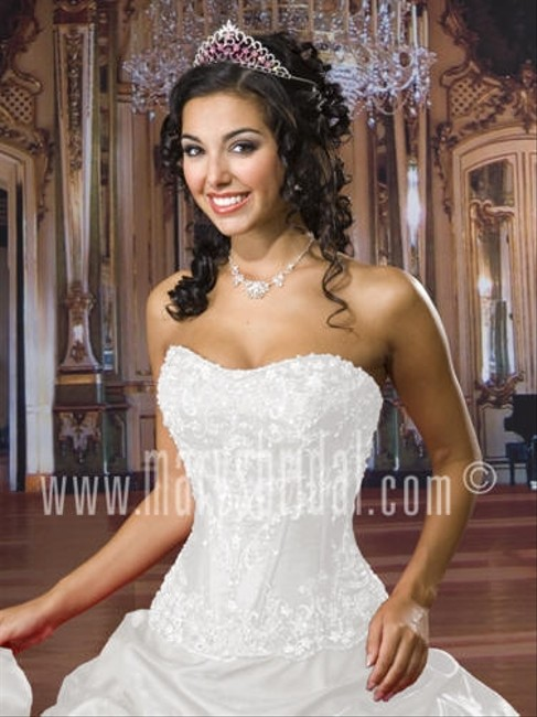 Mary's Bridal Prom Quinceanera Dress