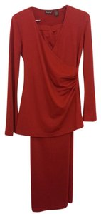 Shape FX Pant Suit Dress