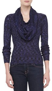 Michael Kors Cowl Space-dye Sweater