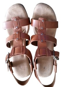 Dr. Scholl's Tan Sandals