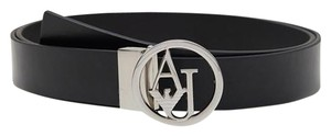 Armani Jeans Armani Jeans belt black [43.5(US) / 110(IT)] #39988
