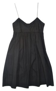 Calvin Klein short dress Navy Blue Sun Cotton on Tradesy