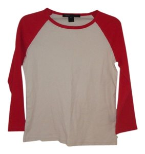 Marc Jacobs Mj T T Shirt beige and coral