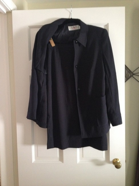 Carisma Rouge by Valentino Carisma Rouge by Valentino Navy Blue Interview Suit