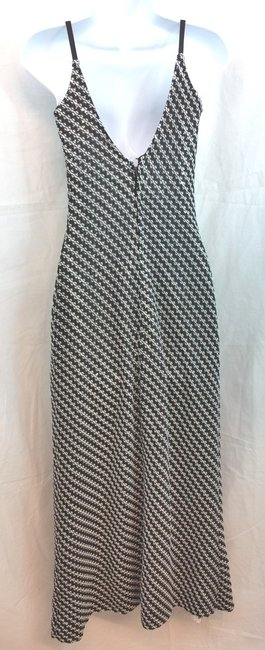 Other Black White Cocktail Dress Image 3