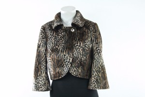 Guess Faux Fur Leopard Jacket