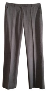 Calvin Klein Wool Straight Leg Pants
