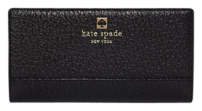 Item - Black New York Southport Avenue Stacy New Wallet