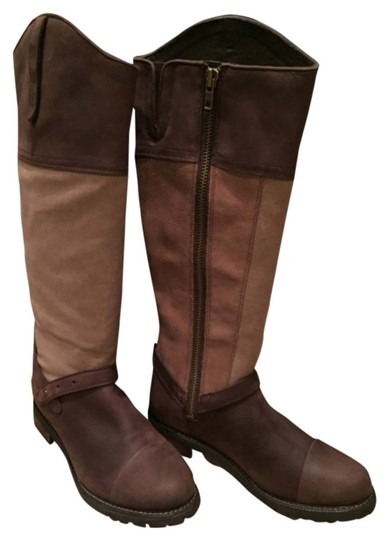 Preload https://img-static.tradesy.com/item/12983011/ariat-seal-brown-sherbourne-h2o-bootsbooties-size-us-65-regular-m-b-0-1-540-540.jpg