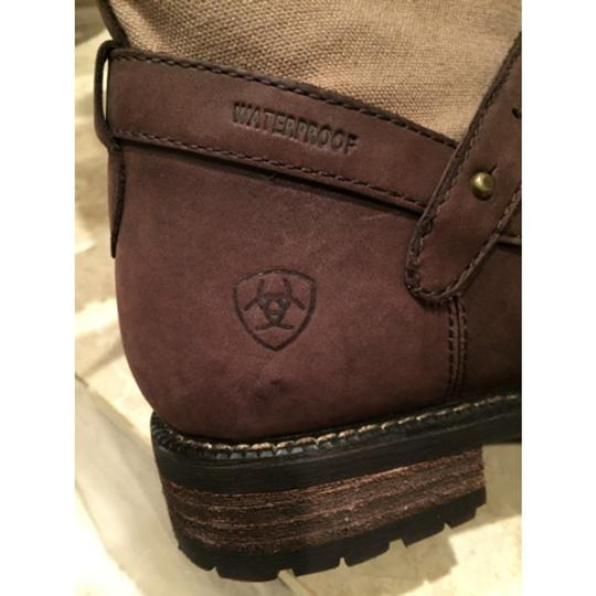 Ariat Seal Brown Boots Image 1