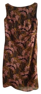 Kay Unger Silk Dress